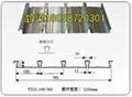 供應甘藍縮口鍍鋅樓承板鋼承板 2
