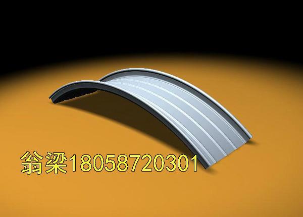 甘藍65-430型直立單鎖邊鋁鎂錳板 4