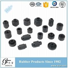 Custom Made TS16949 High Quality Adhesive Rubber Block