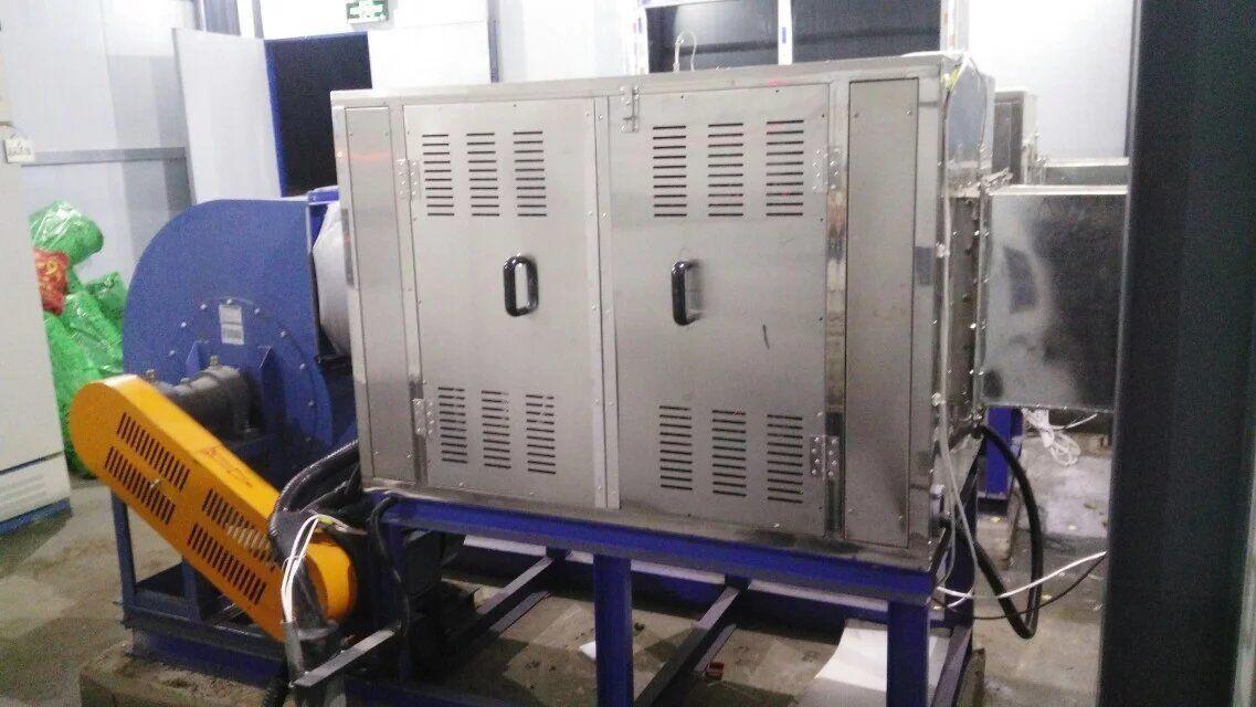 许昌大功率节能型红外热风风机 3