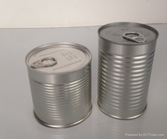 Food Grade Tin Can with