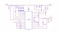 开关型单节锂电池充电和升压放电控制芯片HB6266C 1