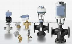 西门子连续调节型电磁调节阀MVF461H50-30 DN50