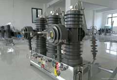12KV High voltage vacuum