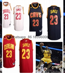 Wholesale Adidas NBA basketball jersey Cleveland Cavaliers 23 King LeBron James