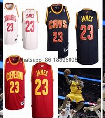 Wholesale Adidas NBA basketball jersey Cleveland Cavaliers 23 King LeBron James