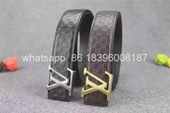 Wholesale quality1:1 LV Belts Gucci AAA Versace fashion belt