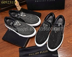 wholesale PHILIPP PLEIN man top sneakers