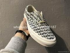 Fear Of God x Vans Era   limited edition Vans hip-hop Skateboarding shoes 1:1