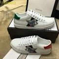 Wholesale 1:1 AAA Gucci men's leather shoes high quality replicas free shipping 4