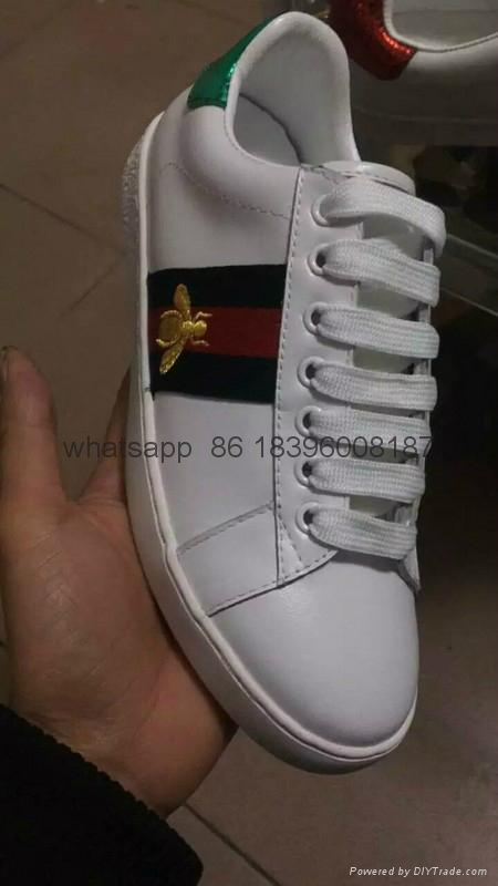 Wholesale 1:1 AAA Gucci men's leather shoes high quality replicas free shipping 13
