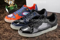 Balenciaga runners sneakers wholesale High Quality leather Shoes original box