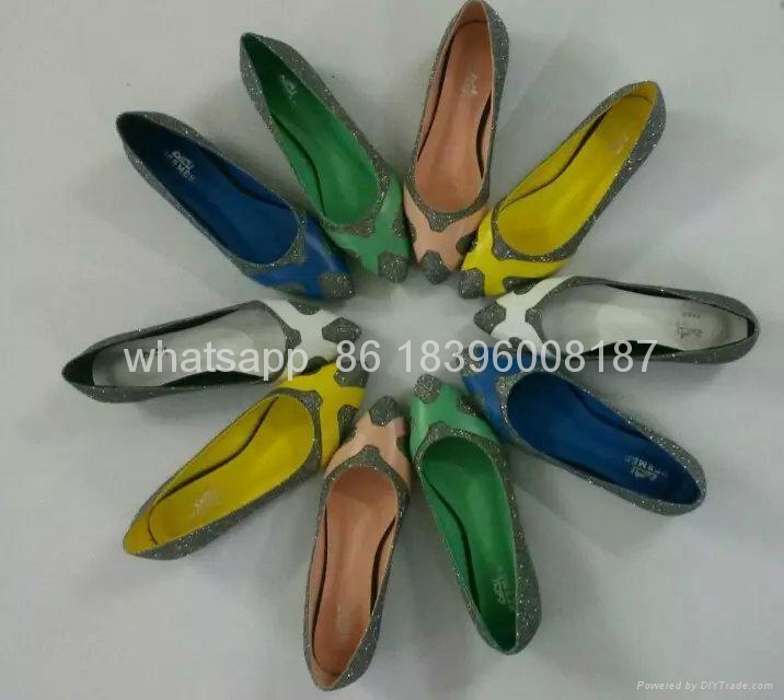 wholesale Hermes women's slippers new arrival Hermes leather shoes top sneakers  1
