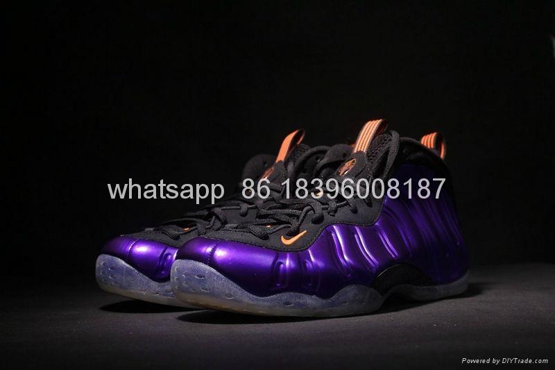 wholesale Nike Air Foamposite One Royal jordan original sneaker basketball shoes 15