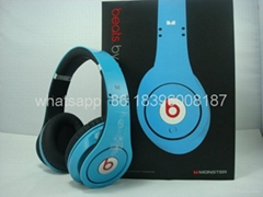 Top Quality Monster Beats By Dr.Dre Studio wireless bluetooth beats Headphones