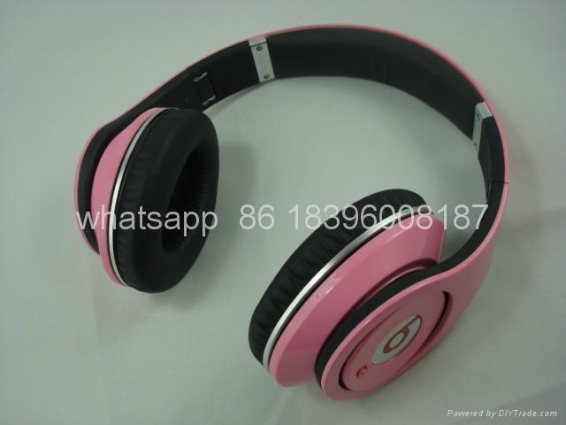 Top Quality Monster Beats By Dr.Dre Studio wireless bluetooth beats Headphones 5