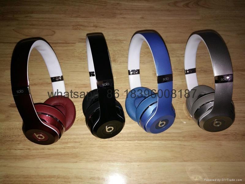 wholesale  Beats Studio Wireless 2.0 bluetooth headphone newest Metal Earphone 2