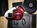 wholesale  Beats Studio Wireless 2.0 bluetooth headphone newest Metal Earphone 6