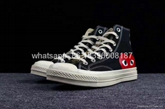 CDG PLAY x Converse 1970s Dover Street Market  All Star comme des garcons shoes