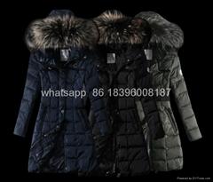 moncler jacket replica 1:1 AAA women Coat  woolrich Down jacket outwears