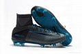 Free shipping 1:1 Nike Football  World Cup puma adidas sports High Boots shoes  4