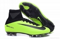 Free shipping 1:1 Nike Football  World Cup sports High Boots shoes  7
