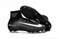 Free shipping 1:1 Nike Football  World Cup puma adidas sports High Boots shoes  12
