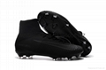 Free shipping 1:1 Nike Football  World Cup puma adidas sports High Boots shoes  13