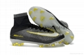 Free shipping 1:1 Nike Football  World Cup sports High Boots shoes  20