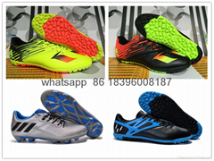 Wholesale hotsale Adidas Football 1:1 quality waterproof Messi  soccer shoes