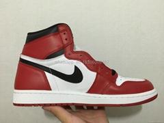 Nike Air Jordan 1 Retro OG High Chicago basketball shoes classic Jordan Sneaker