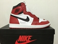 Nike Air Jordan 1 Retro OG High Chicago basketball shoes classic Jordan Sneaker