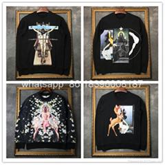 Wholesale Evisu givenchy t-shirt pants Jacket jeans hoody AAPE sweatshirt coat