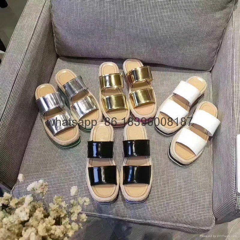 wholesale high heels sandal top quality  celine women shoes sneakers 1