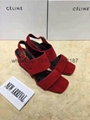 wholesale high heels sandal top quality  celine women shoes sneakers 11