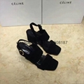 wholesale high heels sandal top quality  celine women shoes sneakers
