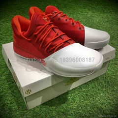 """Adidas Sneaker Harden Vol.1 """"Home"""" boost basketball wholesale 1:1 quality shoes"""