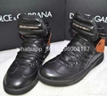 wholesale cheap High Quality Givenchy Dolce Gabbana Genuine Leather Couple shoes