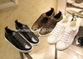 Wholesale  Louis Vuitton LV leather sheepskin running sports shoes
