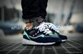 wholesale top uality saucony jazz men's women's running sports shoes sneakers