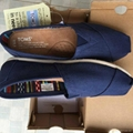 wholesale cheap original quality  TOMS Lazy canvas Hollow men women's shoes