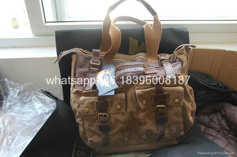 wholesale cheap  Belstaff  real leather  1:1 quality  jacket handbag backpack  13