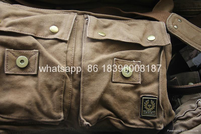 wholesale cheap  Belstaff  real leather  1:1 quality  jacket handbag backpack  15