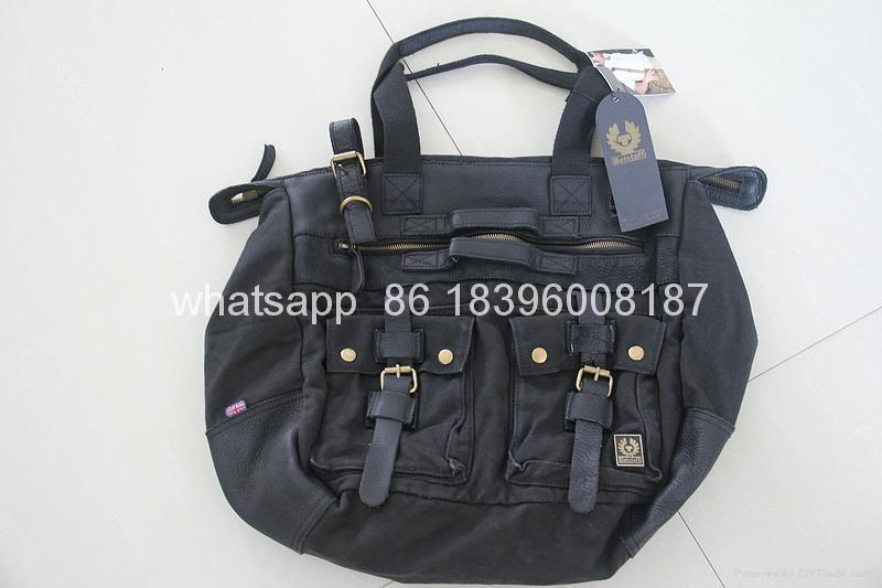 wholesale cheap  Belstaff  real leather  1:1 quality  jacket handbag backpack  17