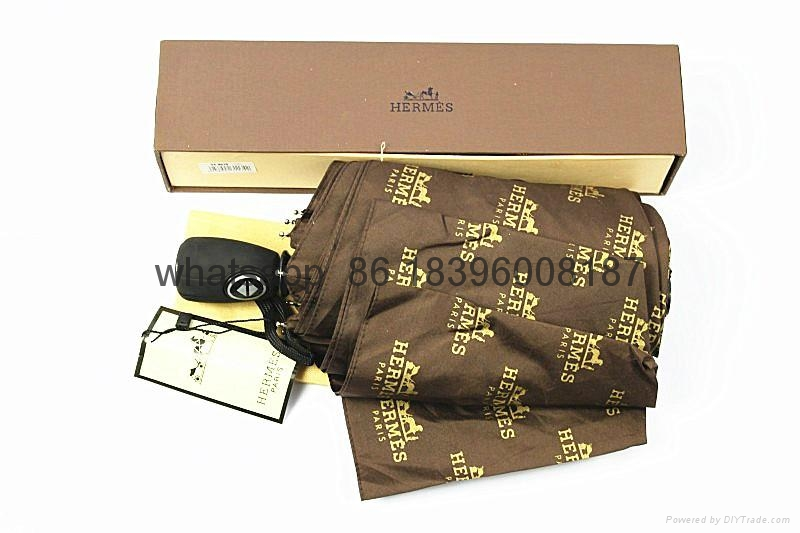 wholesale original quality gucci lv Louiz Vuittoun Golf Sun shading umbrella 3