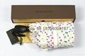 wholesale original quality gucci lv Louiz Vuittoun Golf Sun shading umbrella 4
