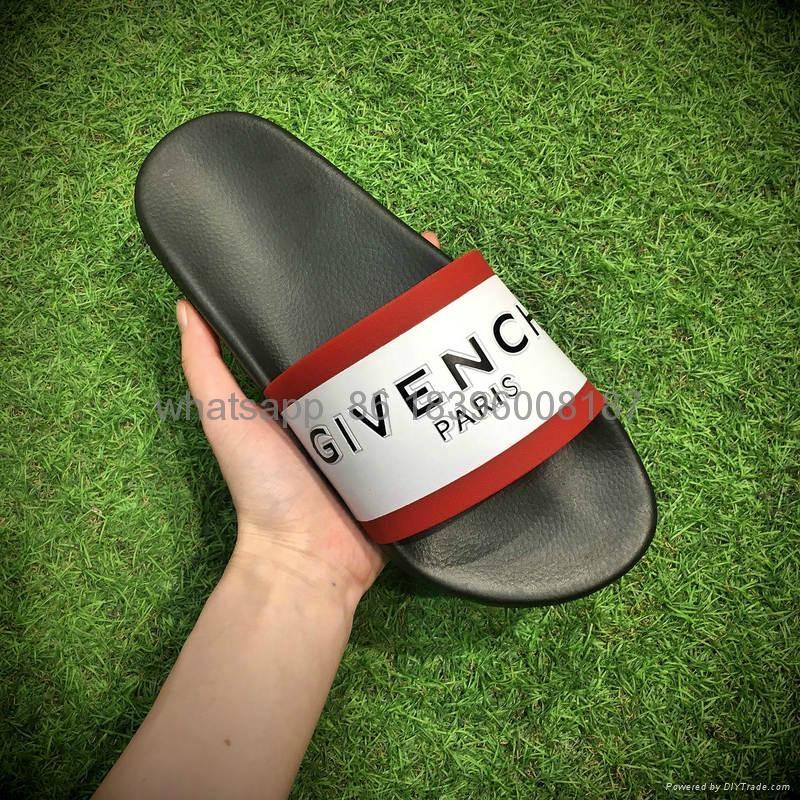 wholesale Givenchy Paris Sliders Slipper fashion slipper for man woman   8