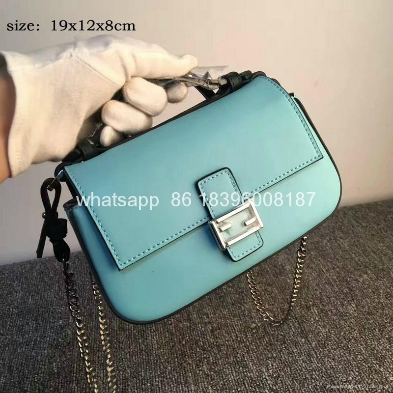 wholesale top  quality Fendi bags backpack hangbags wallets for lady 2