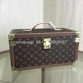 wholesale New Arrival Louis Vuitton  LV Lady Box Women Bags Wood iphone Case 6
