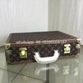 wholesale New Arrival Louis Vuitton  LV Lady Box Women Bags Wood iphone Case 7